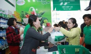 Chuỗi cửa hàng thực phẩm thuần Việt Co.op Food vượt con số 400