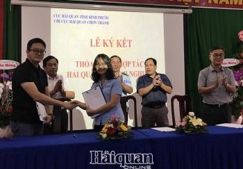 Hải quan Bình Phước giải đáp vướng mắc cho doanh nghiệp khu công nghiệp
