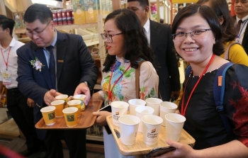 45 gian hàng của Việt Nam tham gia Tuần hàng Việt Nam tại Thái Lan