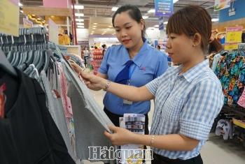 Doanh nghiệp sản xuất vẫn khó đưa hàng vào siêu thị