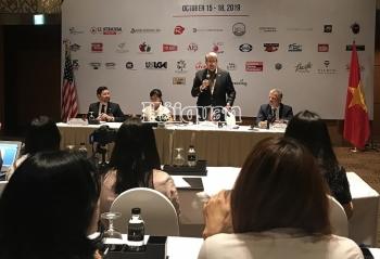 Nhiều sản phẩm nông nghiệp của Mỹ đang muốn được bán tại thị trường Việt Nam