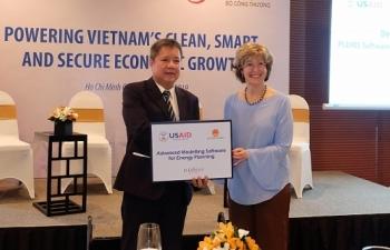 USAID tài trợ 14 triệu USD cho dự án an ninh năng lượng đô thị tại Việt Nam