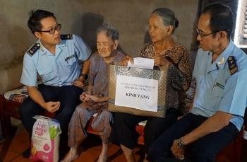 Hải quan Bà Rịa -Vũng Tàu: Tổ chức hành trình yêu thương năm 2019