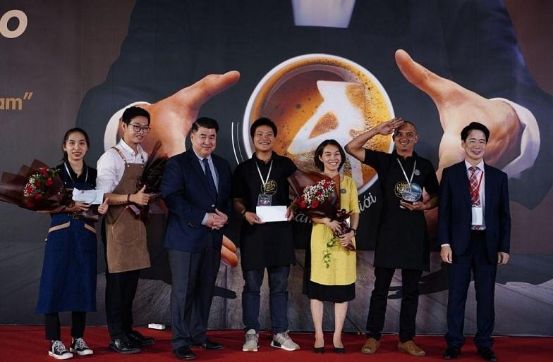 15 thuong hieu ca phe viet nam tham gia cuoc thi vietpresso 2019