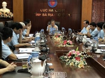 Hải quan Bà Rịa- Vũng Tàu: Phấn đấu hoàn thành dự toán thu ngân sách năm 2019