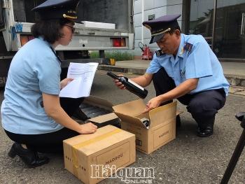 Hải quan Bà Rịa- Vũng Tàu: Thu trên 8 tỷ đồng từ xử lý vi phạm