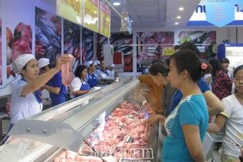 TPHCM khuyến khích người tiêu dùng sử dụng thịt heo đông lạnh