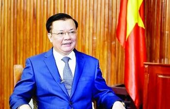 """Đồng chí Đinh Tiến Dũng - Ủy viên Trung ương Đảng, Bộ trưởng Bộ Tài chính: 5 năm bền bỉ """"chèo lái"""" con thuyền cải cách"""