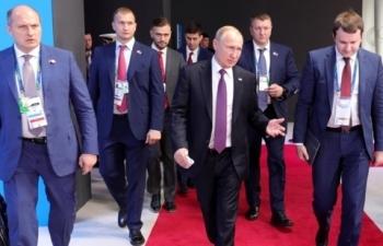 Nga sẽ tính toán chiến lược của mình thế nào khi Mỹ rút khỏi Syria?