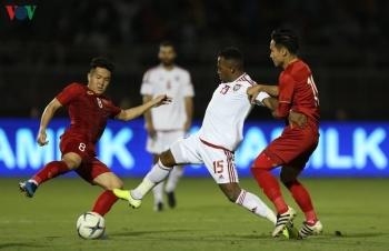 Trận Việt Nam - UAE hấp dẫn nhất vòng bảng U23 châu Á 2020