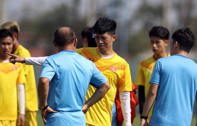 U23 Việt Nam sẽ tấn công trước Jordan?