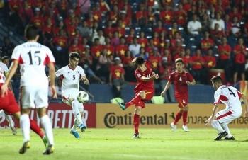 U23 Việt Nam gặp bất lợi vì cách tính điểm tại VCK U23 châu Á 2020