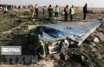 Vụ máy bay Ukraine rơi: Iran bắt giữ một số nhân vật liên quan