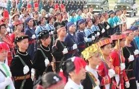 Ngày Tết của các dân tộc ở Việt Nam