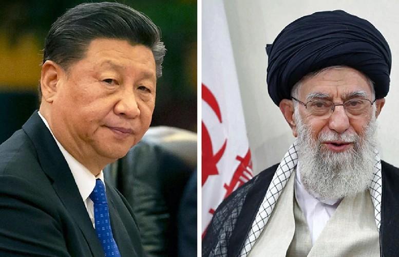 nhan dinh kha nang trung quoc ho tro quan su cho iran trong nam 2020