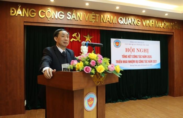 Hải quan Quảng Nam hoàn thành vượt mức chỉ tiêu năm 2020