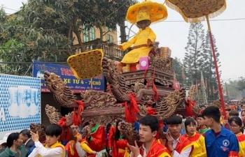 Lễ hội truyền thống tại làng khoa bảng