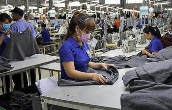 Thoái vốn khỏi Tập đoàn Dệt may, VNTEX thu về 385 tỷ đồng