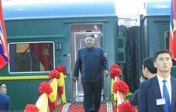 Truyền thông quốc tế đưa đậm tin Chủ tịch Triều Tiên tới Việt Nam