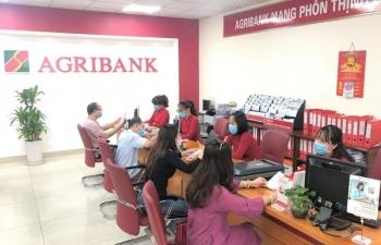 Agribank rộn ràng không khí làm việc đầu năm mới