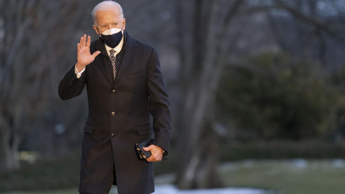 Tổng thống Biden. Ảnh: Dallas Morning News