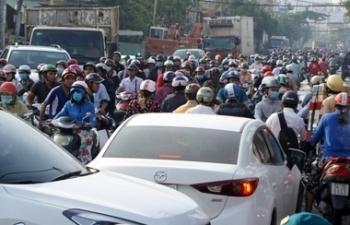 Năm 2030, cấm xe máy vào nội đô TP HCM - Nhiều ý kiến quan ngại