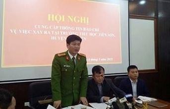 Thầy giáo bị tố dâm ô nữ sinh ở Bắc Giang: Công an nói chưa đủ căn cứ