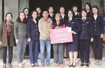 Ban Nữ công Tổng cục Hải quan:  Nhiều hoạt động thiết thực, ý nghĩa