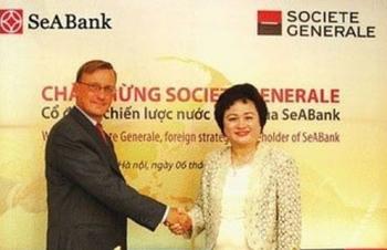 Société Générale đã thoái vốn khỏi SeaBank