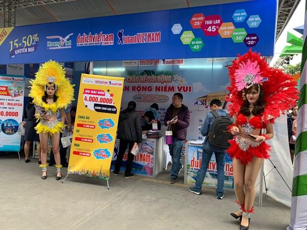 travel fest 2019 tung bung le hoi khuyen mai du lich dau tien
