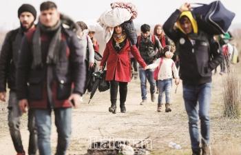 Châu Âu trước nỗi ám ảnh mới về người di cư