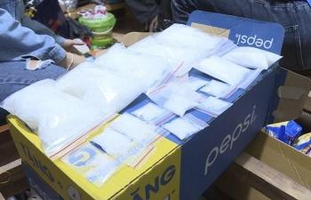 Bà Rịa – Vũng Tàu: Bắt giữ 33 vụ ma túy