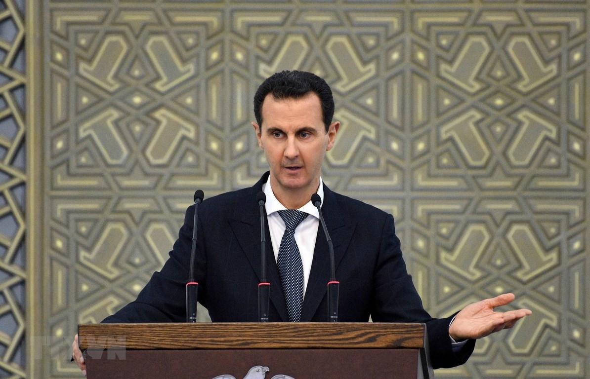 syria hoan bau cu quoc hoi de ngan chan dich covid 19