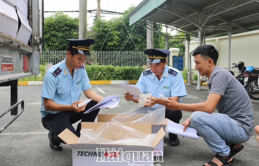 Hải quan Đồng Nai xử phạt một doanh nghiệp do khai sai xuất xứ
