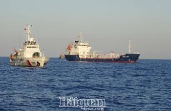 Cảnh sát biển:  Trấn áp hiệu quả tội phạm trên biển