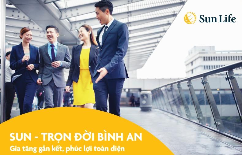 Sun Life Việt Nam ra mắt sản phẩm
