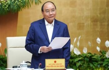 Thủ tướng yêu cầu tập trung xử lý các vấn đề xã hội nổi cộm
