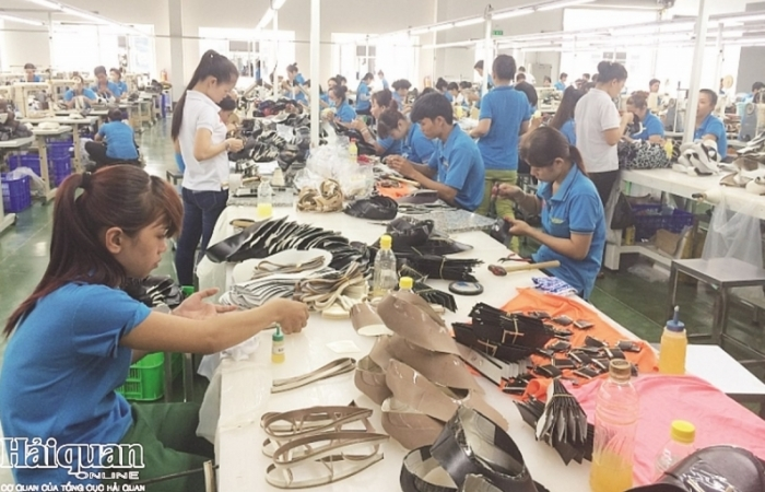 Ngành da giày:  Lạc quan với mốc kim ngạch  xuất khẩu 22 tỷ USD