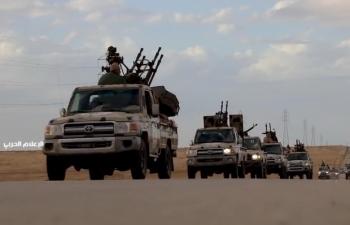 Nội chiến Libya Vòng xoáy hỗn loạn