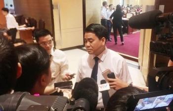 Chủ tịch Hà Nội: Cấm xe máy mới là ý kiến cá nhân Giám đốc Sở Giao thông
