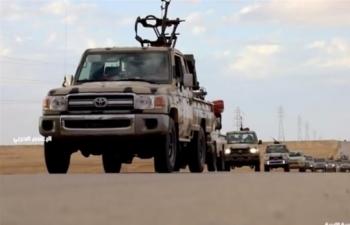 """Giao tranh ác liệt ở Libya: """"Thời điểm vàng"""" của tướng Haftar và tương lai Lybia"""