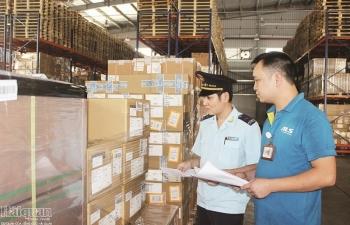 Chính sách thuế đối với hàng cho mượn và nguyên liệu luân chuyển