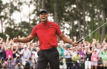 Tiger Woods và sức hút của một thương hiệu