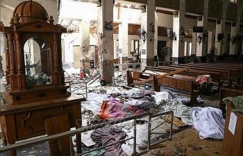 Cú sốc cho nền hòa bình mong manh ở Sri Lanka