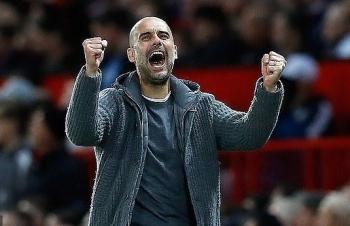 Tái chiếm đầu bảng Ngoại hạng Anh, HLV Man City nói gì?