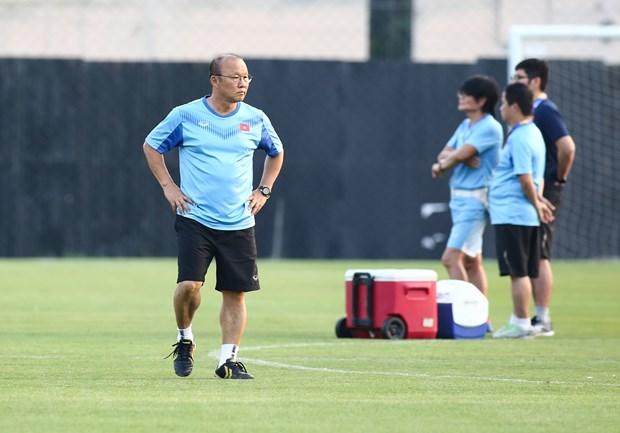 vi sao hlv park hang seo khong bi cam chi dao tai aff cup 2020