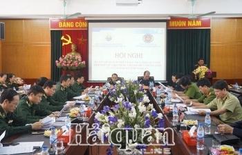 Nghệ An: Tăng cường công tác phối hợp Hải quan – Biên phòng