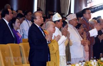 Thủ tướng Nguyễn Xuân Phúc dự Lễ khai mạc Đại lễ Phật đản LHQ