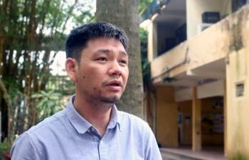 Hà Nội: Trường học bị nghiêng phải gia cố vẫn sử dụng vì không có lớp