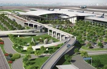 Vốn đầu tư sân bay Long Thành tương đương các cảng hàng không lớn trên thế giới